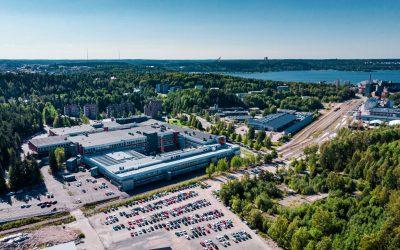 LUT Lahti kasvoi yliopistoyksiköstä kampukseksi