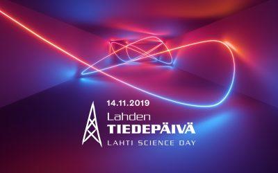 Lahden tiedepäivä 2019 – esiintyjät ja aikataulu