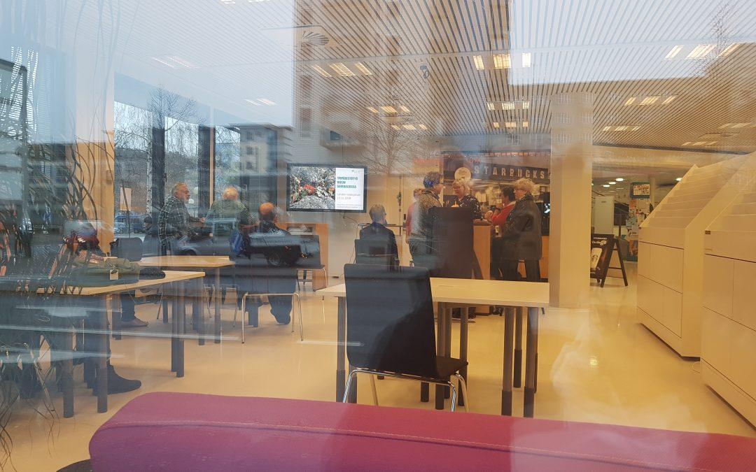 Tiedekirjasto Lahti