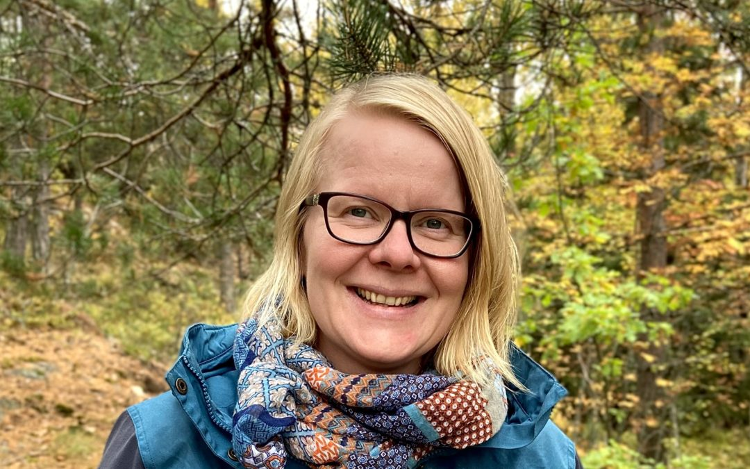 Tuore tohtori Johanna Kilpi-Koski on aidosti kaupallinen akateeminen tutkija