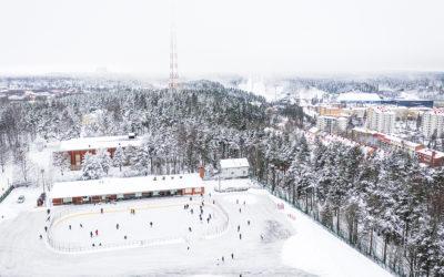 Euroopan ympäristöpääkaupunki Lahti on tehty kestäväksi